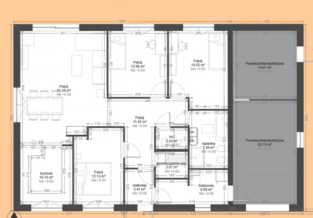 Powiekszony Dom Podjal Sie Ktos Wyzwania 2 Budowa Domu Za 150 Tys